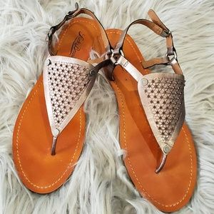 Lucky Brand sandals size 9